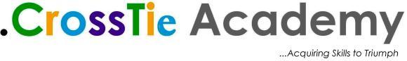 Academy Logo & Slogan