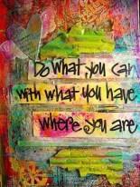 Do - What - Where