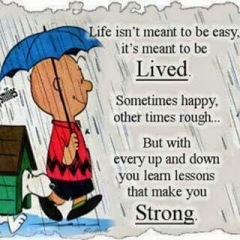 Life Lessons...