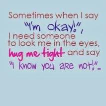 When OK is NOT OK